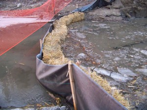 Storm Water Outfall Rehabilitation City Of Edmonton